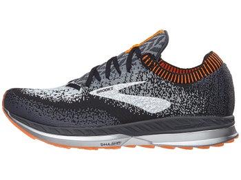 c57c1c3b6b0 Brooks Bedlam Men s Shoes Black Grey Orange