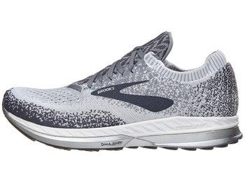 523dfc21699 Brooks Bedlam Men s Shoes Grey White Ebony