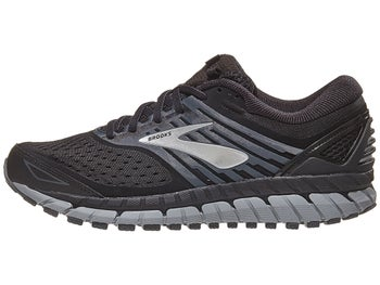 6e592bca939 Brooks Beast 18 Men s Shoes Black Grey Silver