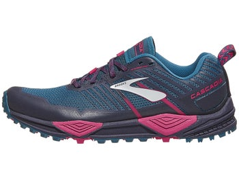 ae43fdd1c1a Brooks Cascadia 13 Women s Shoes Ink Navy Pink