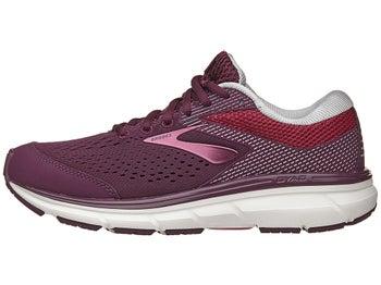 2bc6078b67519 Brooks Dyad 10 Women s Shoes Purple Pink Grey