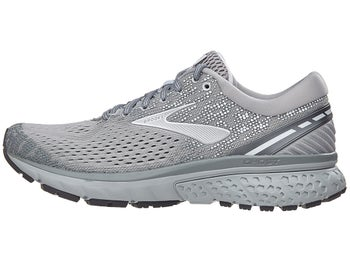 b9d3a11a65a7a Brooks Ghost 11 Women s Shoes Grey Silver White
