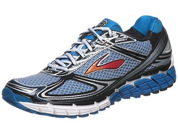 Brooks Ghost 5 Mens Shoes Skydive/Black/Silver