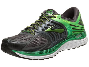 Brooks Glycerin 11 Mens Shoes Green/Anthracite/Whit