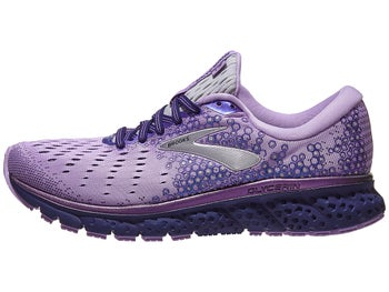 20b682d849aa8 Brooks Glycerin 17 Women s Shoes Purple Navy Grey