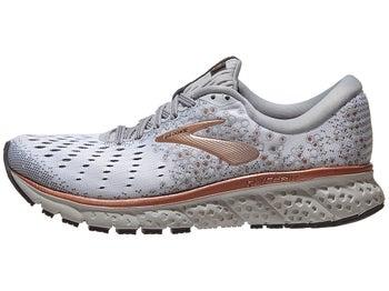 38c5a9f774 Brooks Glycerin 17 Women's Shoes Metallic Pack White