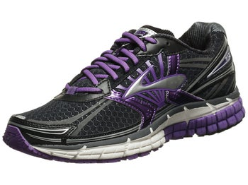 Brooks Adrenaline GTS 14 Womens Shoes Black/Electric
