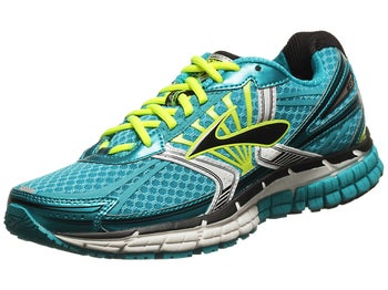 Brooks Adrenaline GTS 14 Womens Shoes Caribbean