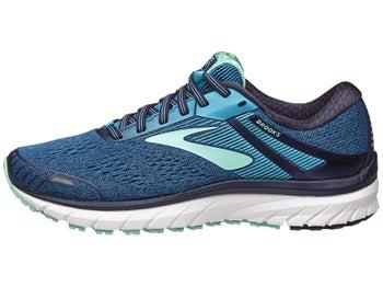 Brooks Adrenaline GTS 18 Women s Shoes Navy Teal Mint d8da13c6d08