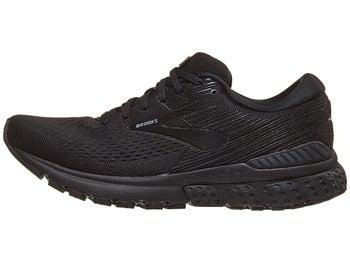 4b8c5e25fe08 Brooks Adrenaline GTS 19 Men s Shoes Black Ebony