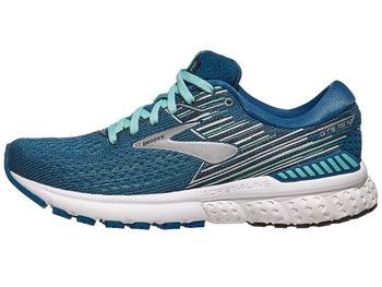 3b7aebbf62408 Brooks Adrenaline GTS 19 Women s Shoes Blue Aqua Ebony