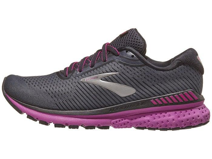 Brooks Adrenaline GTS 20 Women's Shoes Ebony/Black/Holl