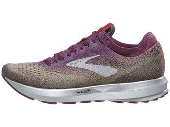 8e3a44903aa Brooks Levitate 2 Women s Shoes Cashmere Bloom Silver