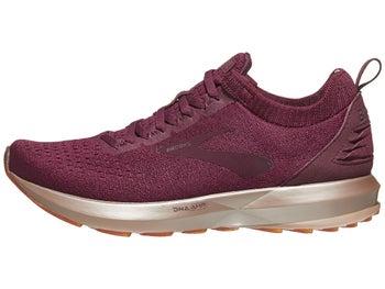 286d3f99d9a Brooks Levitate 2 LE Women s Shoes Fig Sangria Metallic
