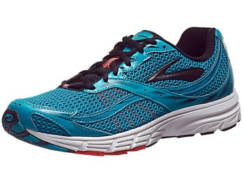 Brooks Launch Mens Shoes Caribbean/Black/Silver