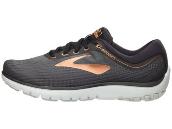 cb470142749 Brooks PureFlow 7 Men s Shoes Grey Black Copper