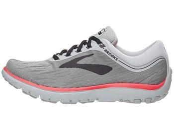 941386e0c6bcd Brooks PureFlow 7 Women s Shoes Grey Black Pink