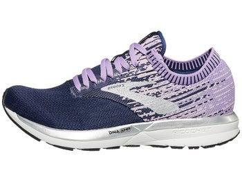 0a1d8fcbbc74e Brooks Ricochet Women s Shoes Purple Lilac Navy