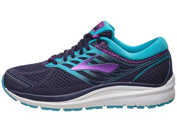 c71129ad028 Brooks Addiction 13 Women s Shoes Evening Blue Teal