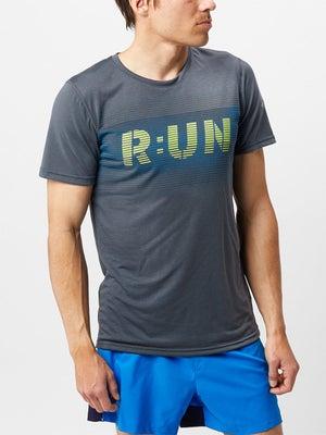 5b92d4cd91c Brooks Men s Spring Distance Graphic T-Shirt