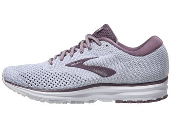 4e9d1c9fad4 Brooks Revel 2 Women s Shoes Grey White Arctic Dusk