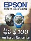 Epson Runsense GPS Sale
