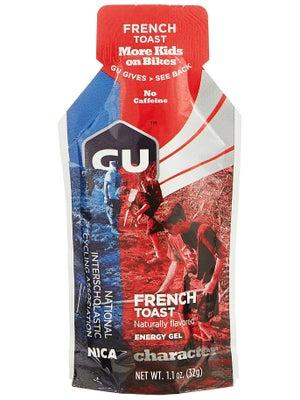 GU Energy Gel 24-Pack French Toast NICA 4f4da043b
