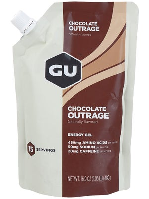 GU Energy Gel 15-Serving Bulk Packet 3de330998