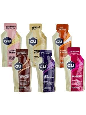 GU Energy Gel Flavor Mix 24-Pack dcd1b0652