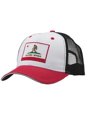 5fcac7ff Running Warehouse - Headsweats Bigfoot California Trucker Hat
