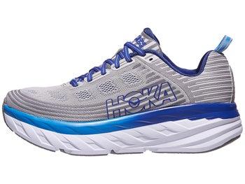 e03ad941dbcc HOKA ONE ONE Bondi 6 Men s Shoes Vapor Blue Frost Gray