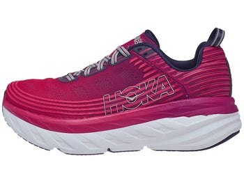 a7f9abdee73 HOKA ONE ONE Bondi 6 Women's Shoes Boysenberry/Blue