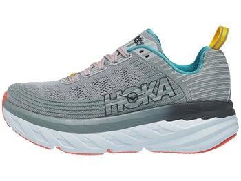 af4b070cef HOKA ONE ONE Bondi 6 Women's Shoes Vapor Blue/Iron