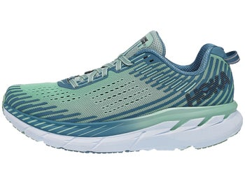 324079781625 HOKA ONE ONE Clifton 5 Women s Shoes Lichen Storm Blue