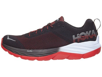 961c4e49a36e4 HOKA ONE ONE Mach Men's Shoes Black/White