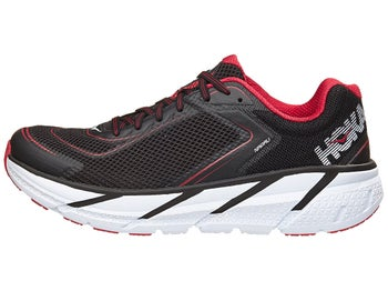 3293cbc639f6 HOKA ONE ONE Napali Men s Shoes Black Racing Red