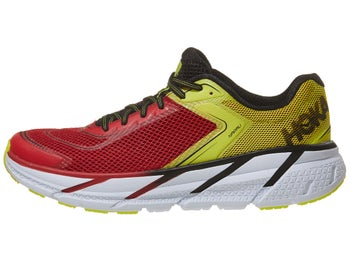 e93f3568d50cd HOKA ONE ONE Napali Men s Shoes Racing Red Black