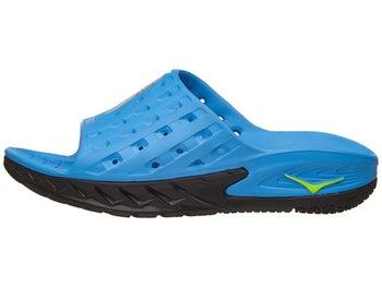 7d9018bffc31 HOKA ONE ONE Ora Recovery Slide Men s Black Blue