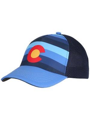 2c2317338f6a5 Headsweats Colorado Blues 5-Panel Trucker Hat