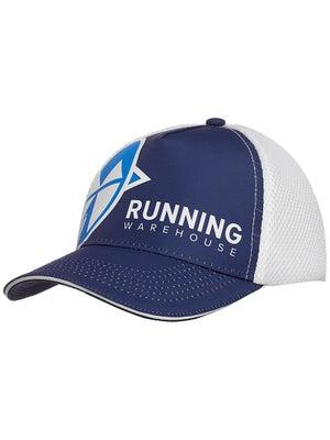 f03d66f9834d3 Running Warehouse - Headsweats Running Warehouse Trucker 5-Panel Hat