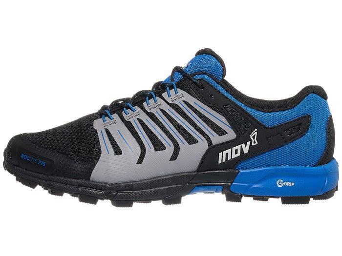 the best attitude 0c634 30717 inov-8 Roclite 275 Men's Shoes Black/Blue