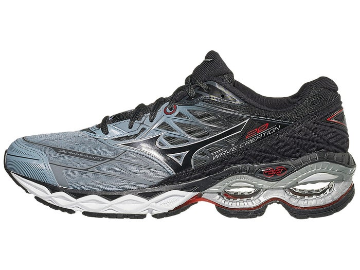 new style 56f51 3adb0 Mizuno Wave Creation 20 Men's Shoes Tradewinds/Black
