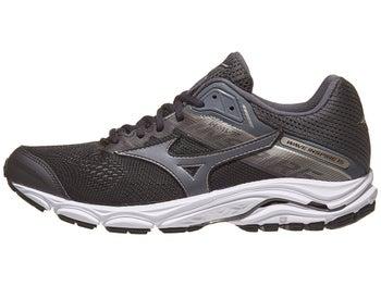 9dd1bd08e1b7a Mizuno Wave Inspire 15 Men's Shoes Black/Dark Shadow