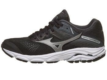 5f655240d9c Mizuno Wave Inspire 15 Women s Shoes Black Dark Shadow