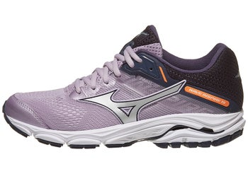 1179e83bd545 Mizuno Wave Inspire 15 Women's Shoes Lavender Frost