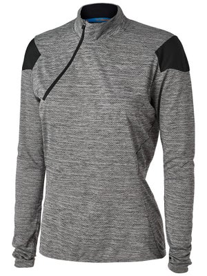 7decb41c21e9 Click for larger view. Mizuno Women s Alpha Half Zip ...