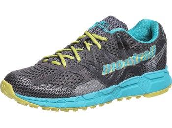 Montrail Bajada Womens Shoes Coal/Fresh Kiwi