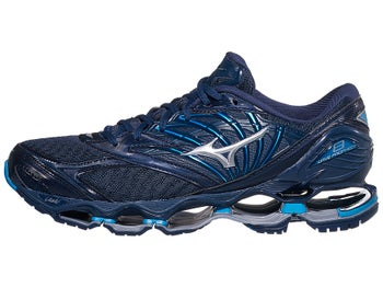 bb16a7583086 Mizuno Wave Prophecy 8 Men's Shoes Blue Wing Teal