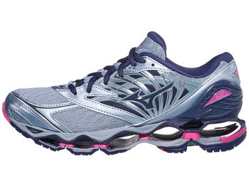 b67ce79d2e45 Mizuno Wave Prophecy 8 Women's Shoes Quarry/Graphite