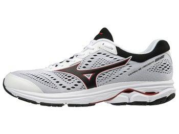 98aa2c365cb5 Mizuno Wave Rider 22 Men's Shoes White/Red